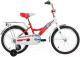 Детский велосипед Forward Altair City Boy 2017 (18, белый/красный) -