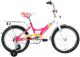Детский велосипед Forward Altair City Girl 2017 (18, белый/фуксия) -