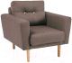 Кресло Signal Cameron 1 (темно-коричневый) -