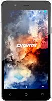 Смартфон Digma Linx A501 4G 8Gb / LT5010PL (черный) -