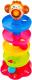 Развивающая игрушка Bradex Пирамидка DE 0214 -