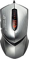 Мышь Asus GX1000 Eagle Eye / 90-XB3B00MU00040 (серебристый) -