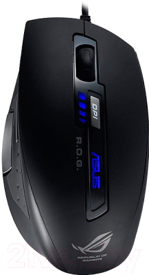 Мышь Asus GX850 / 90XB03E0-BMU000 (черный)