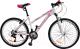 Велосипед Arena AR2601FS-L (17, розовый/белый) -
