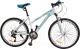 Велосипед Arena AR2601FS-L (17, голубой/белый) -
