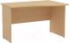 Письменный стол Pro-Trade Т313 (акация молдавская, правый) -