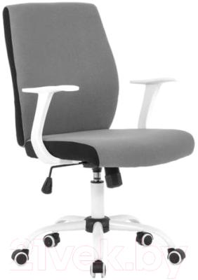 Кресло офисное Halmar Combo (серый)