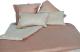 Комплект постельного белья Файбертек КПБ.25.С.О (Frappe/Wisper Pink) -