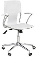 Кресло офисное Halmar Derby (белый) -