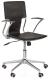 Кресло офисное Halmar Derby (черный) -