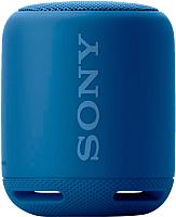 Портативная колонка Sony SRS-XB10L (голубой) -