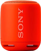 Портативная колонка Sony SRS-XB10R (красный) -