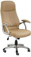 Кресло офисное Halmar Edison (бежевый) -