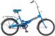 Детский велосипед Novatrack FS-30 20FFS301.BL5 -