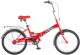 Детский велосипед Novatrack FS-30 20FFS301V.RD5 -