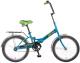 Детский велосипед Novatrack TG-20 20FTG201.BL7 -