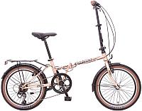 Велосипед Novatrack Aurora 20AURORA6SV.GD6 -