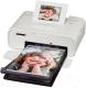 Принтер Canon Selphy CP1200 / 0600C014AA (белый) -