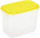 Контейнер Berossi Venecia ИК 15755000 (лимон) -