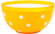 Салатник Berossi Marusya ИК 17218000 (оранжевый) -