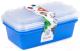 Набор контейнеров Berossi Zip ИК 17436000 (джинс) -