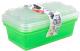 Набор контейнеров Berossi Zip ИК 17443000 (киви) -