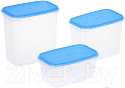 Набор контейнеров Berossi Venecia ИК 17736000 (джинс)