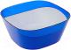 Салатник Berossi Valery ИК 18810000 (синий полупрозрачный) -