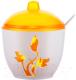 Сахарница Berossi Viola ИК 20118000 (оранжевый) -