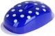 Масленка Berossi Marusya ИК 21010000 (синий полупрозрачный) -