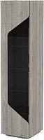 Шкаф-пенал 3Dom Фореста РС180ДС (дуб аутентик серый) -