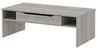 Журнальный столик 3Dom Фореста РС35М (дуб аутентик серый) -