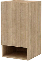 Шкаф навесной 3Dom Фореста РС160 (дуб бардолино серый) -