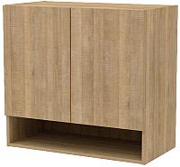 Шкаф навесной 3Dom Фореста РС161 (дуб бардолино серый) -
