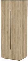 Шкаф 3Dom Фореста РС700/1 (дуб бардолино серый) -