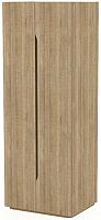Шкаф 3Dom Фореста РС700/2 (дуб бардолино серый) -
