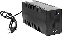 ИБП FSP DPV 650 Line Interactive LCD / PPF3601902 -