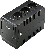 Стабилизатор напряжения FSP Power AVR 1000 (PPF5000100) -