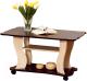 Журнальный столик Олмеко Сатурн-М 04 (венге/дуб линдберг) -