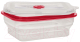 Контейнер MPM SPS-3/3 (прозрачный/красный) -
