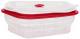 Контейнер MPM SPS-4/3 (прозрачный/красный) -