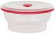 Контейнер MPM SPS-5/3 (прозрачный/красный) -
