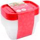 Набор контейнеров Oursson CP5583S/RD -