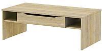 Журнальный столик 3Dom Фореста РС35М (дуб бардолино серый) -