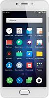Смартфон Meizu U10 16Gb / U680H (белый/серебристый) -