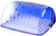 Хлебница Berossi Санти ИК 03110000 (синий полупрозрачный) -