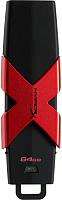 Usb flash накопитель Kingston HyperX Savage 64GB (HXS3/64GB) -