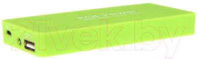 Портативное зарядное устройство PQI i-Power 5000C / 6PPA-06BR0007A (зеленый)