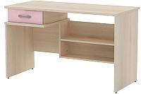 Письменный стол 3Dom Слимпи СП300 (акация молдавская/орхидея) -