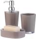 Набор аксессуаров для ванной Axentia 122619 -